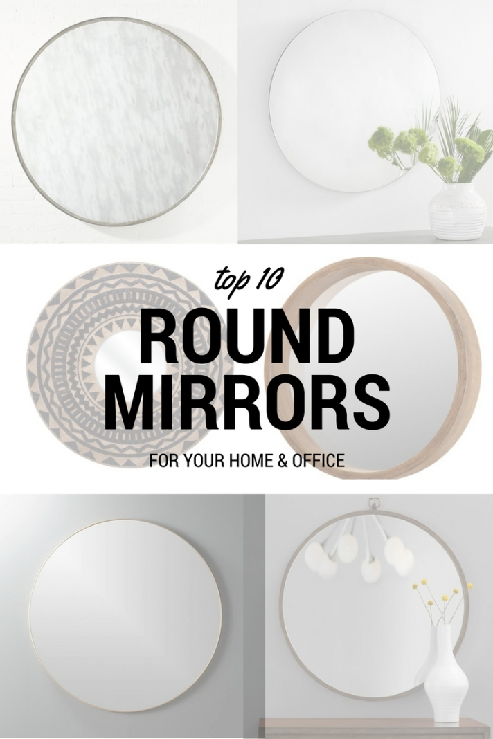 10 ROUND MIRRORS BLOG POST