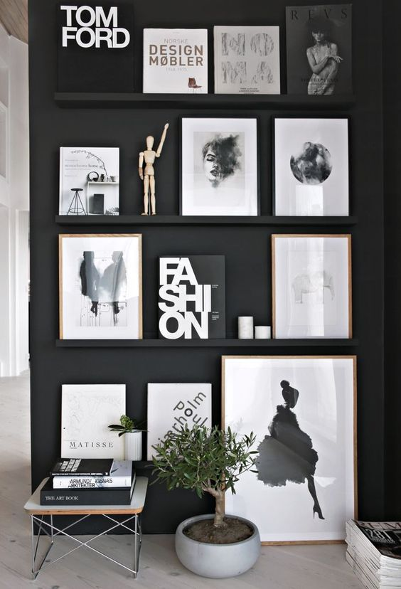 MOSSLANDA IKEA SHELF DIY - IKEA HACK FOR THE FLOATING SHELF