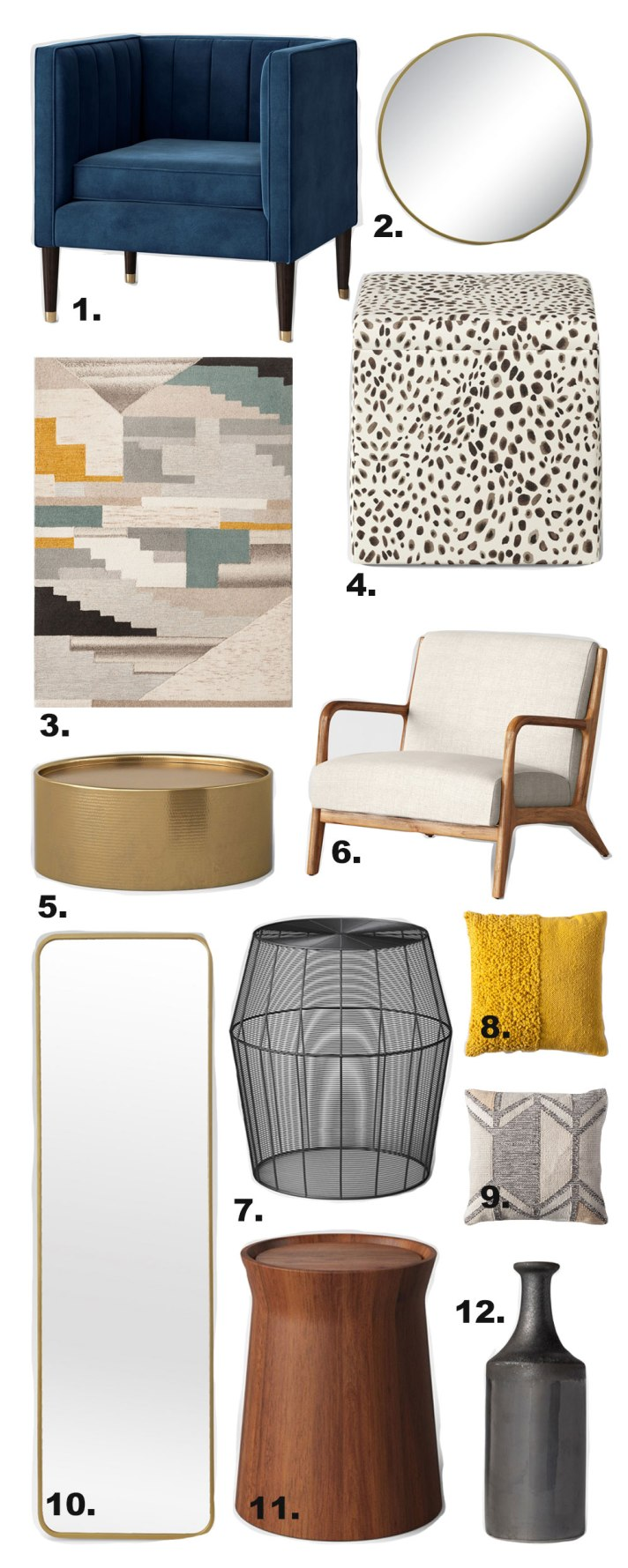 Best of Target Project 62 - decorate your home on a budget with targets new line of homewares. Mid century modern design meets functional homewares.