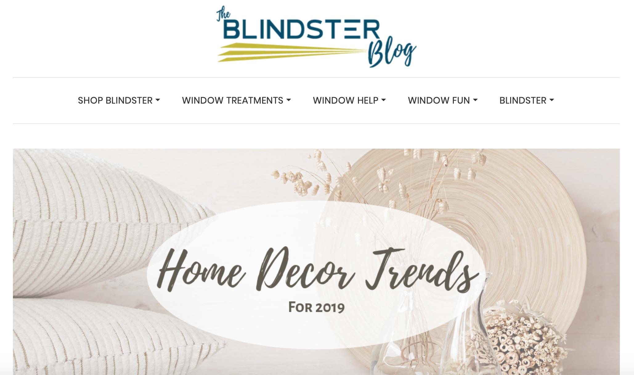 blindster article